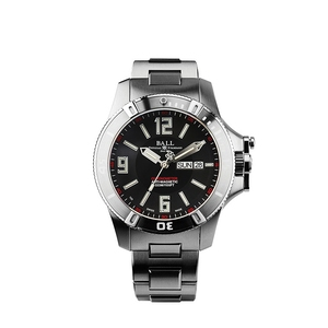 BALL Engineer Hydrocarbon Spacemaster DM2036A-SCAJ-BK