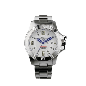 BALL Engineer Hydrocarbon Spacemaster DM2036A-SCAJ-WH