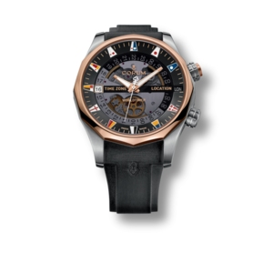 CORUM ADMIRAL Legend 47 Worldtimer A637/02743