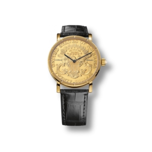 CORUM COIN WATCH $20 ref. 293.645.56/0001 MU51