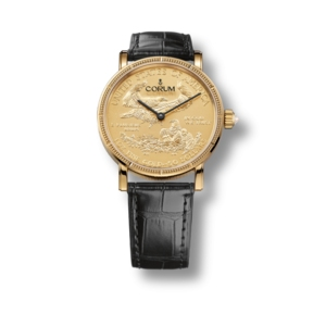 CORUM HERITAGE Coin Watch ref. C082/02481
