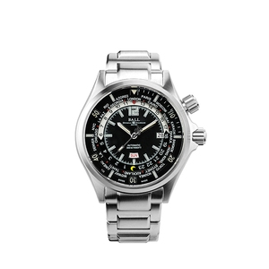 BALL Engineer Master II Diver Worldtime DG2022A-SA-BK