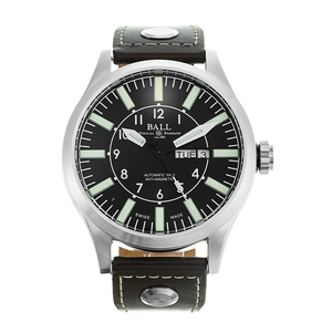 BALL Engineer Master II Aviator NM1080C-L1-BK
