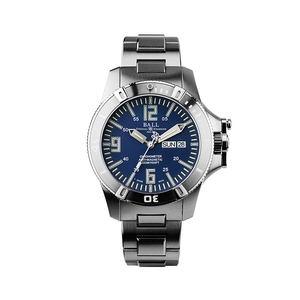 BALL Engineer Hydrocarbon Spacemaster Glow DM2036A-SCA-BE