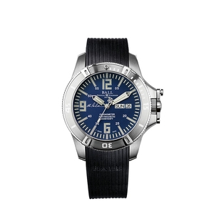 BALL Engineer Hydrocarbon Spacemaster Captain Poindexter DM2036A-P5CA-BE