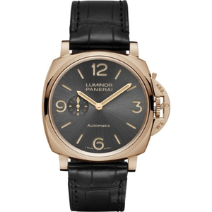 PANERAI LUMINOR DUE 3 DAYS AUTOMATIC ORO ROSSO PAM00675