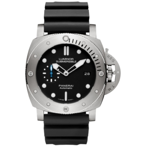 PANERAI LUMINOR SUBMERSIBLE 1950 3 DAYS AUTOMATIC TITANIO PAM1305