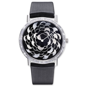 Piaget Altiplano Feather Marquetry