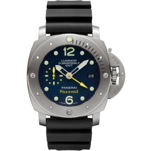 LUMINOR SUBMERSIBLE 1950 3 DAYS GMT PAM00719 Limited Edition