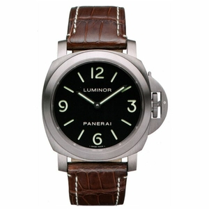 PANERAI LUMINOR BASE TITANIO  PAM00176